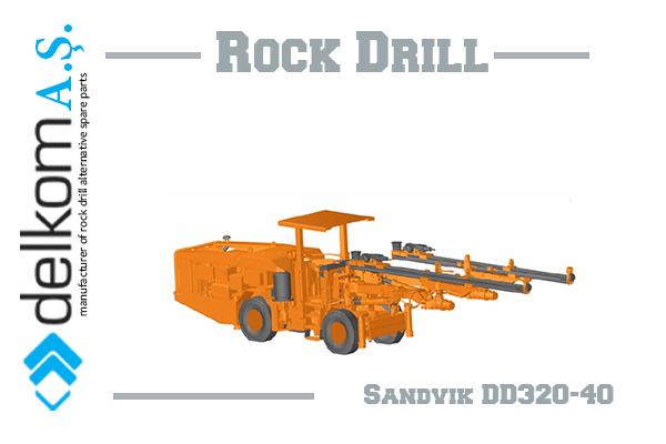 DD320 40
