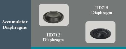 HD accumulator diaphragm