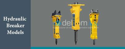 Hydraulic Breaker Models epiroc