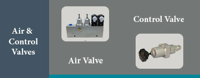 air and control valves